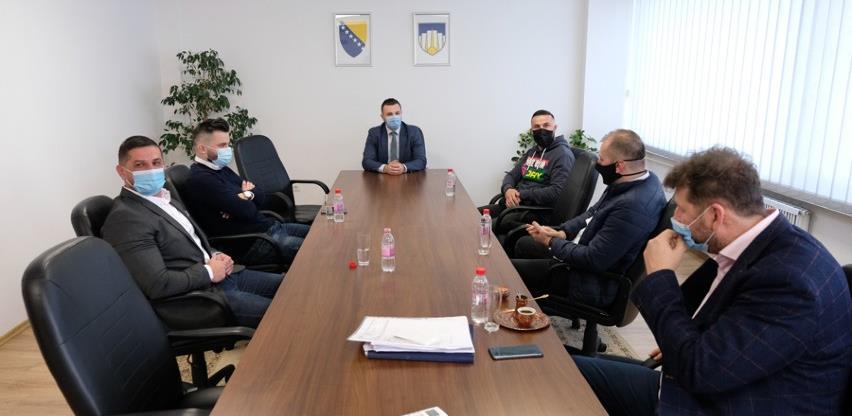 Efendić primio predstavnike ugostitelja KS: Razumijemo i podržavamo njihove zahtjeve