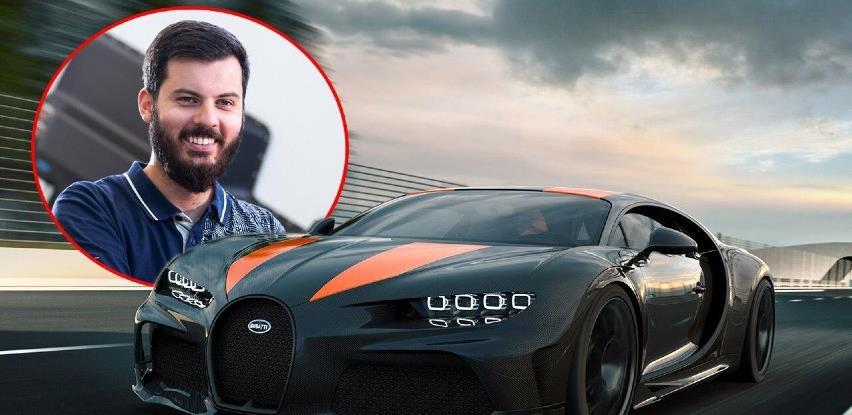 Rimac preuzima Bugatti (VIDEO)