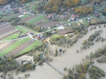 Zabrana korištenja zemljišta u Ljubatovići, Rika, Gromiljak i Orahovica