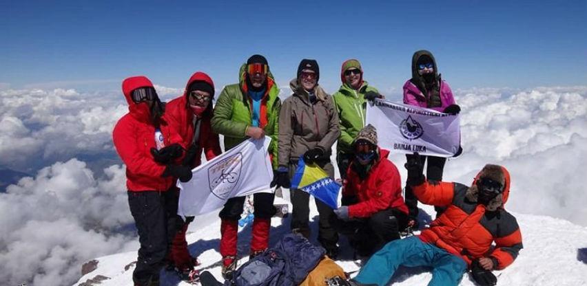 Planinari iz BiH osvajaju najviši vrh Južne Amerike
