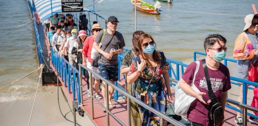 UNWTO: U svjetskom turizmu u osam mjeseci pad od 70 posto