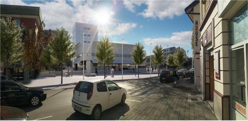 Javna rasprava o prijedlogu rekonstrukcije robne kuće u Širokom Brijegu