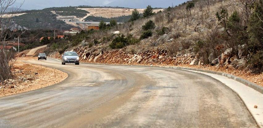 Brza cesta koja povezuje Mostar sa Hrvatskom na listi prioriteta FBiH