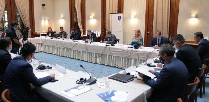 Predstavljen dokument o istrajnost BiH u NATO integracijama