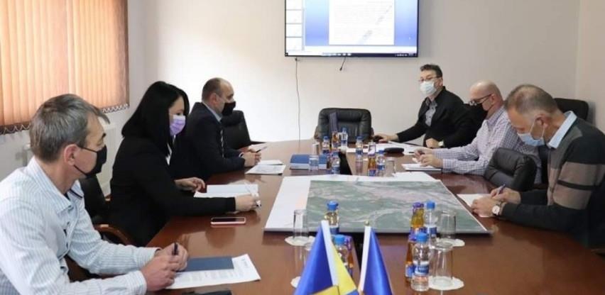 Zasjedao Odbor za praćenje realizacije projekta brze ceste Goražde - Sarajevo