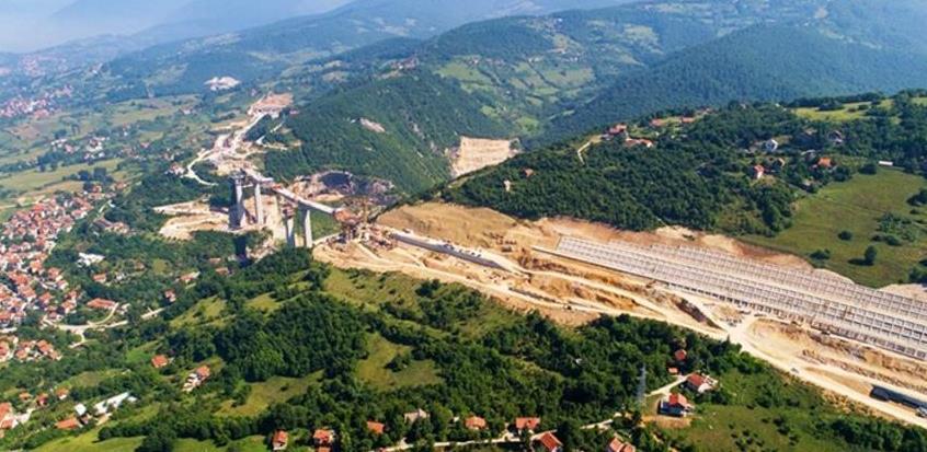Za dionicu autoceste Poprikuša – Medakovo 340 miliona eura od EIB-a