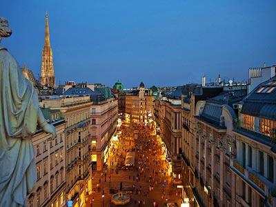 Beč će do 2029. godine imati dva miliona stanovnika