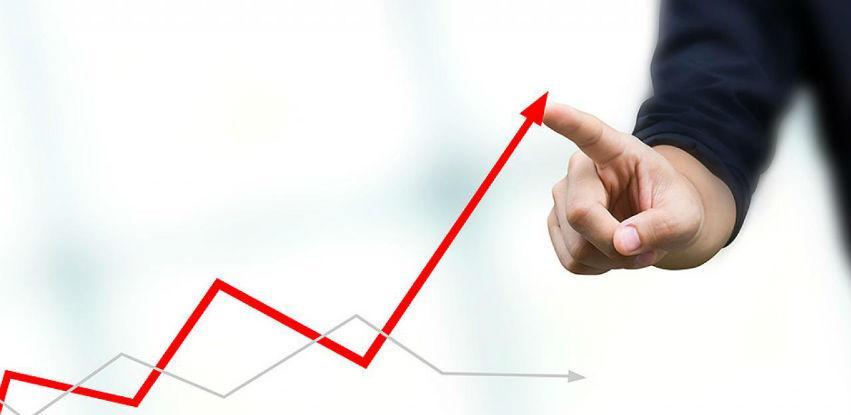 DEP: Nastavljen trend rasta ukupne ekonomske aktivnosti u BiH