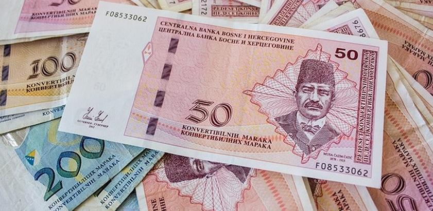 Najviše su plaće u Kantonu Sarajevo, a najniže u SBK