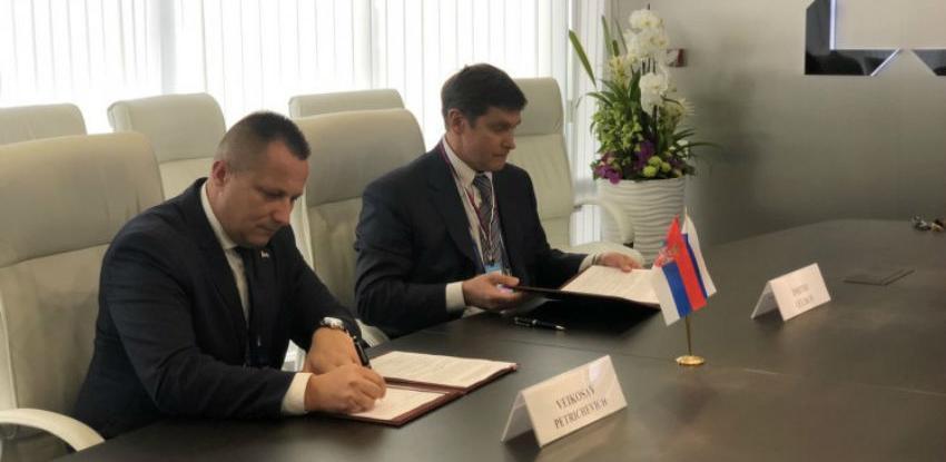 Sporazum o saradnji RS-a i ruskog vojno-industrijskog 'Rostexa'