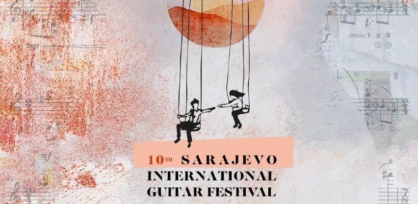 Počinje koncertni program 10. Sarajevo International Guitar Festivala