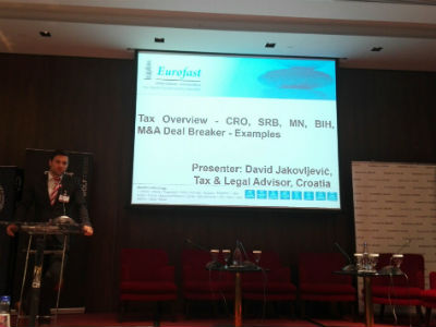 Eurofast na SEE Private Equity and M&A Forumu 2016