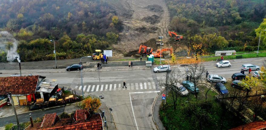 Projekat od 2,7 miliona KM: Počela izgradnja spoja Lauša i Paprikovca