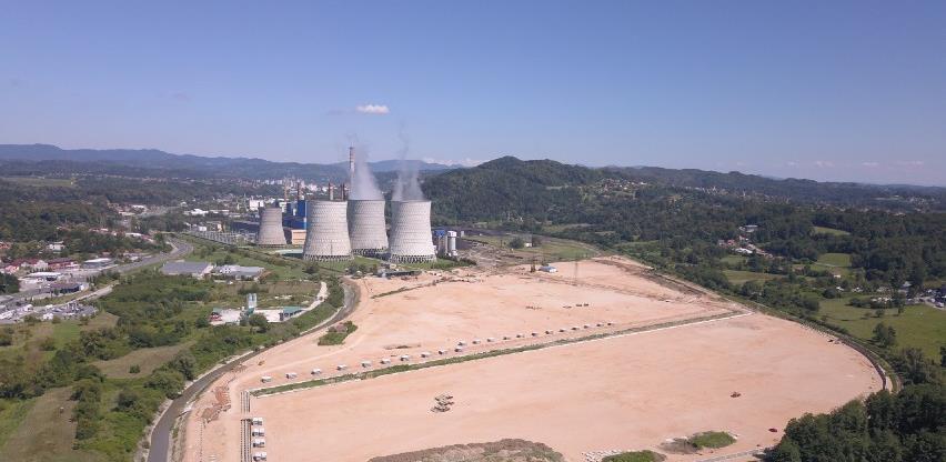 EPBiH: Gradilište Bloka 7 u fazi predaje kineskom partneru
