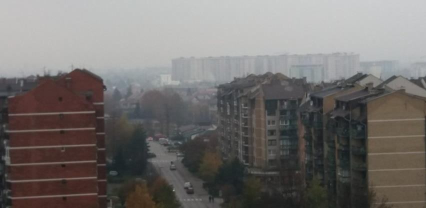 """Zbog pogoršanja kvaliteta zraka, proglašena """"Pripravnost"""" u Kantonu Sarajevo"""