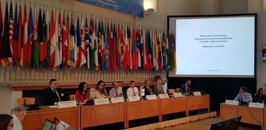 OSCE Forum: Dobre prakse iz Kantona Sarajevo prezentovane u Pragu