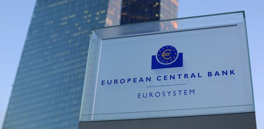 ECB: Eurozona će se vratiti na predpandemijsku razinu tek iduće godine