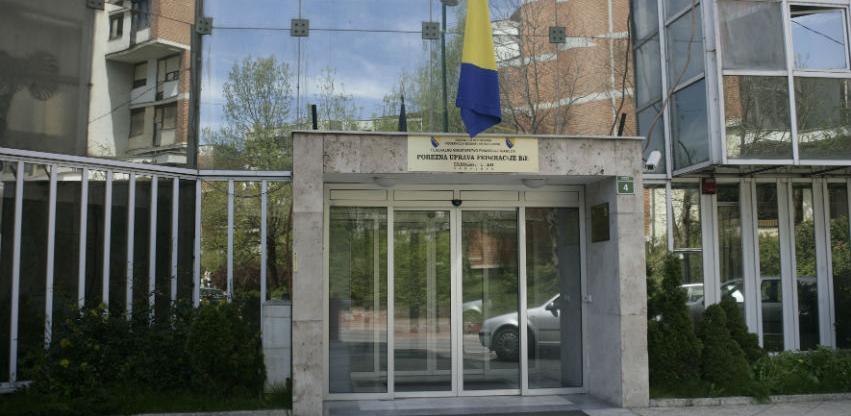Federacija BiH: Poreznici počeli štrajk upozorenja
