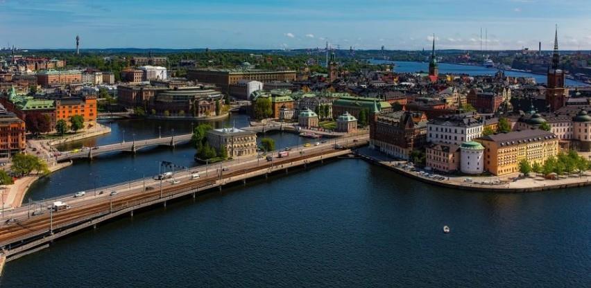 Rekordan pad BDP u Švedskoj i pored ublažavanja mjera izolacije