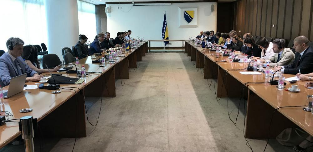 Mišljenje Evropske komisije vraća fokus Evropske unije na BiH