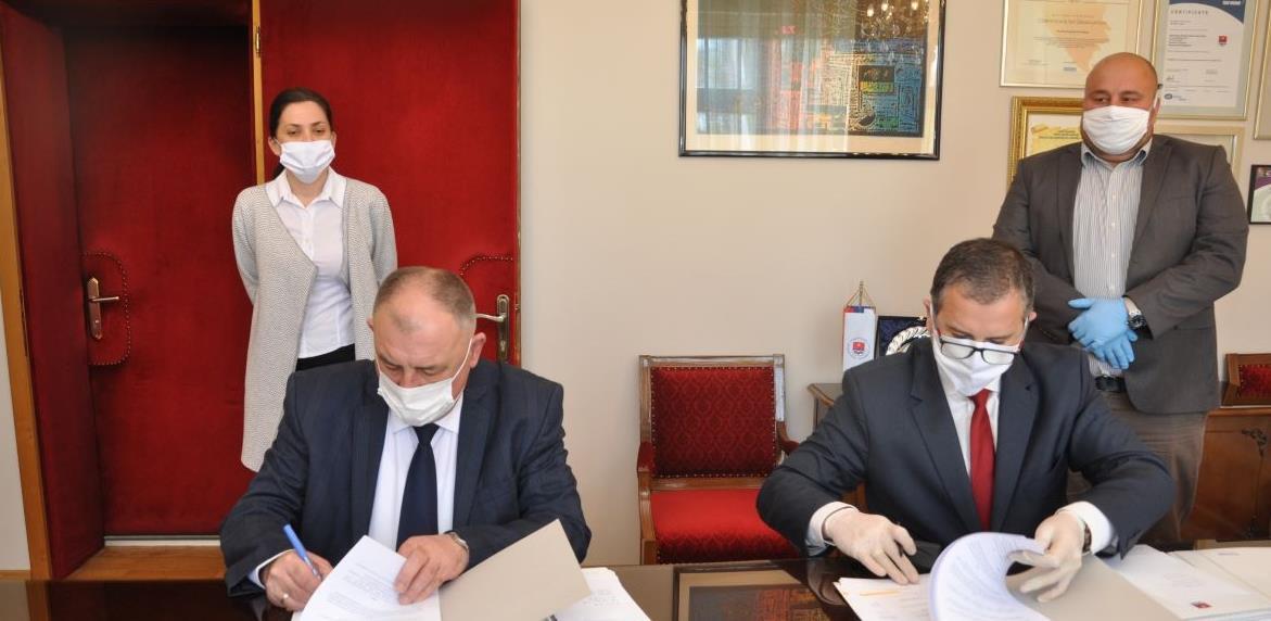 """""""Prijedorputevi"""" potpisali ugovor vrijedan 270.000 КM"""