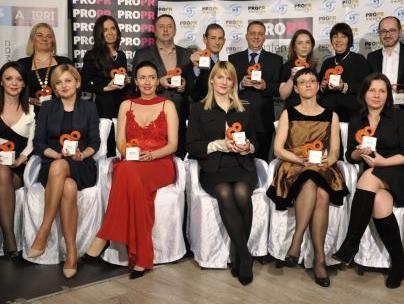 Uručena PRO.PR Awards – priznanja doprinosu komunikacija