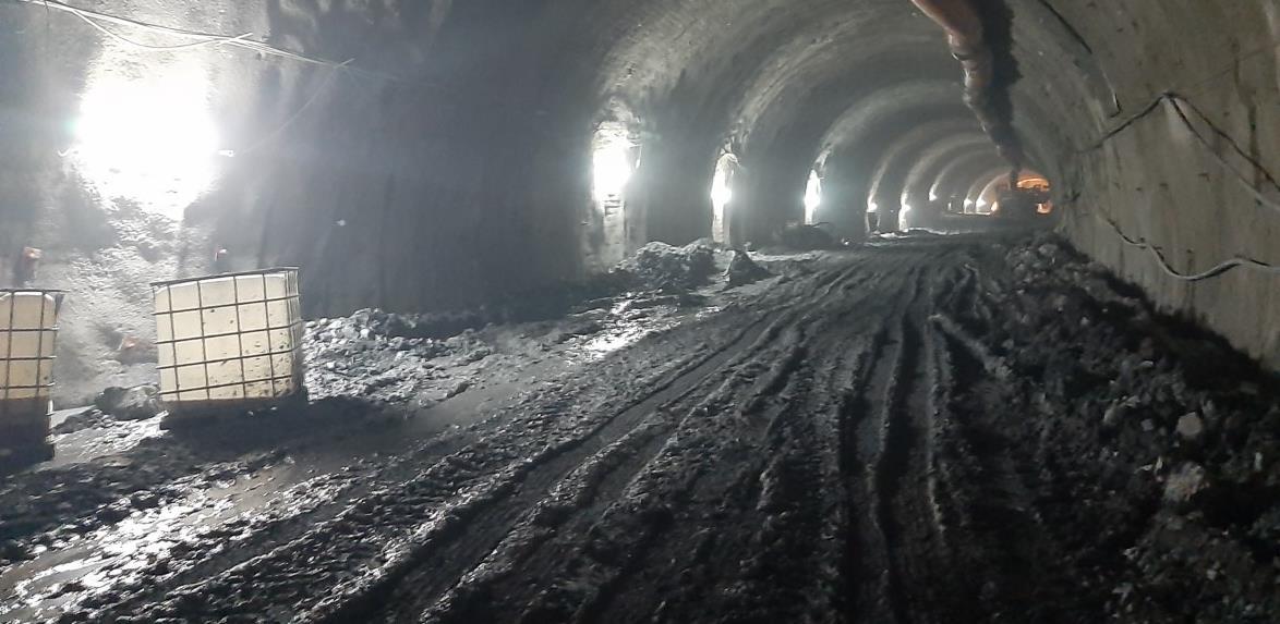 Iskopano 2.035 metara cijevi tunela Hranjen