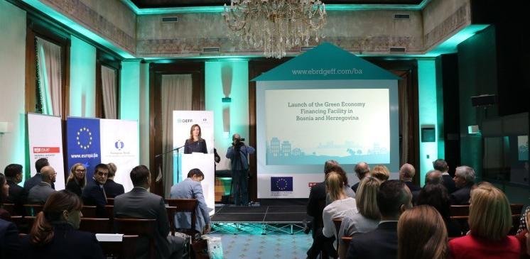 Počinje program finansiranja zelene ekonomijeu BiH od 17 miliona eura