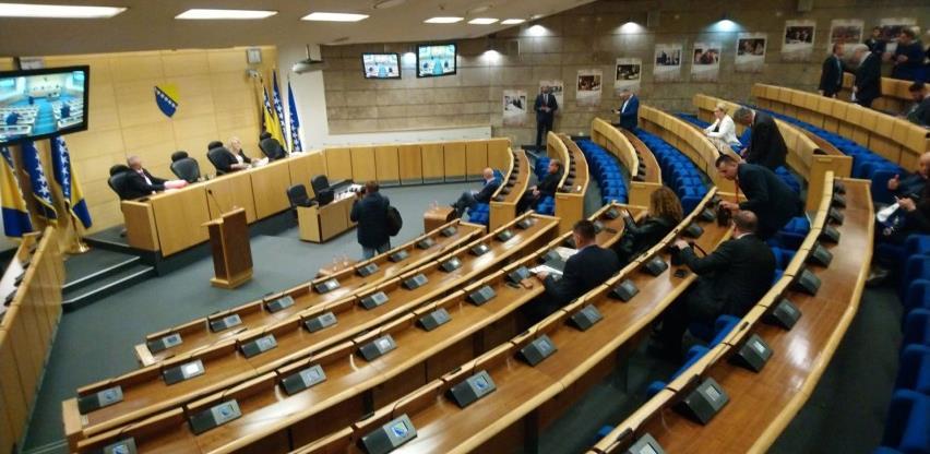 Predstavnički dom usvojio Nacrt izmjena i dopuna zakona o radu