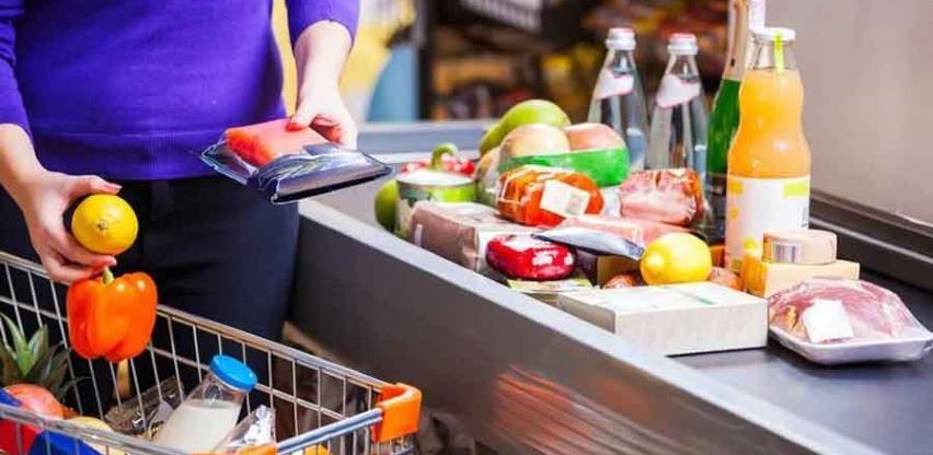 Sindikalna potrošačka korpa u maju skuplja za 8,81 KM