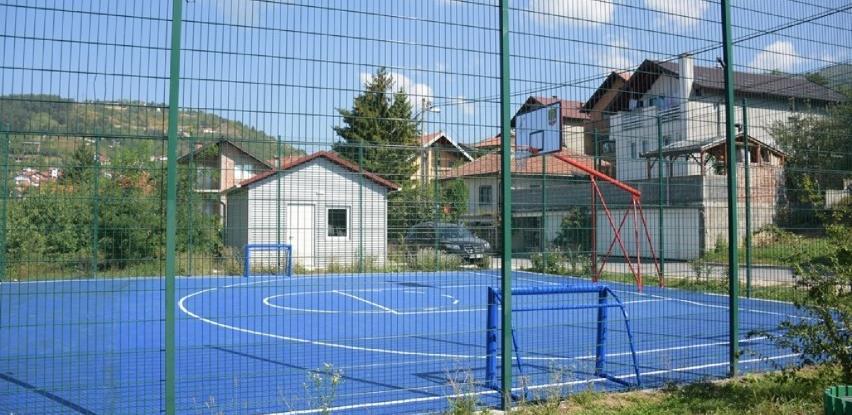 Obnovljeno ciciban i sportsko igralište na Kromolju