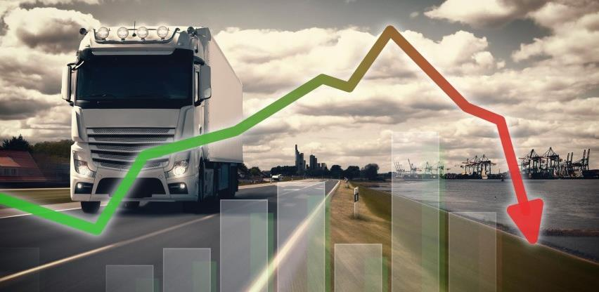 FBiH u augustu zabilježila pad izvoza i uvoza