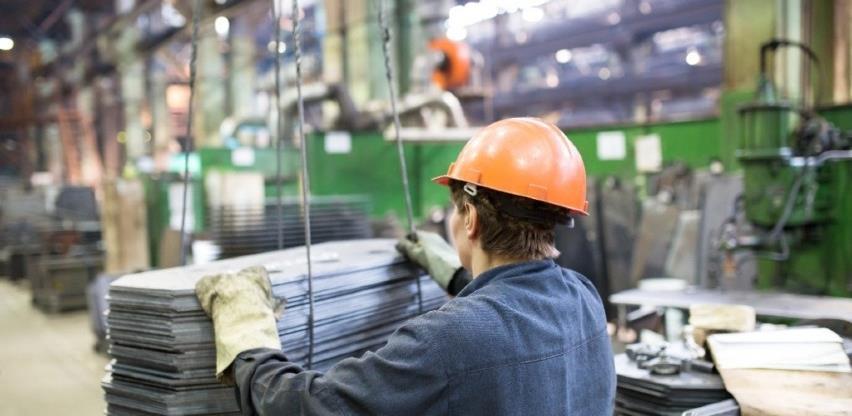 Industrijska proizvodnja porasla za 1,7 posto