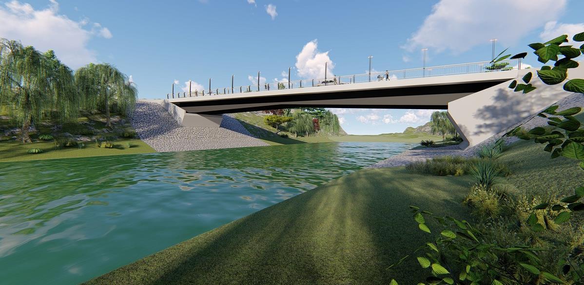 Na ponovljeni tender za izgradnju novog mosta u Toplicama stigla jedna ponuda