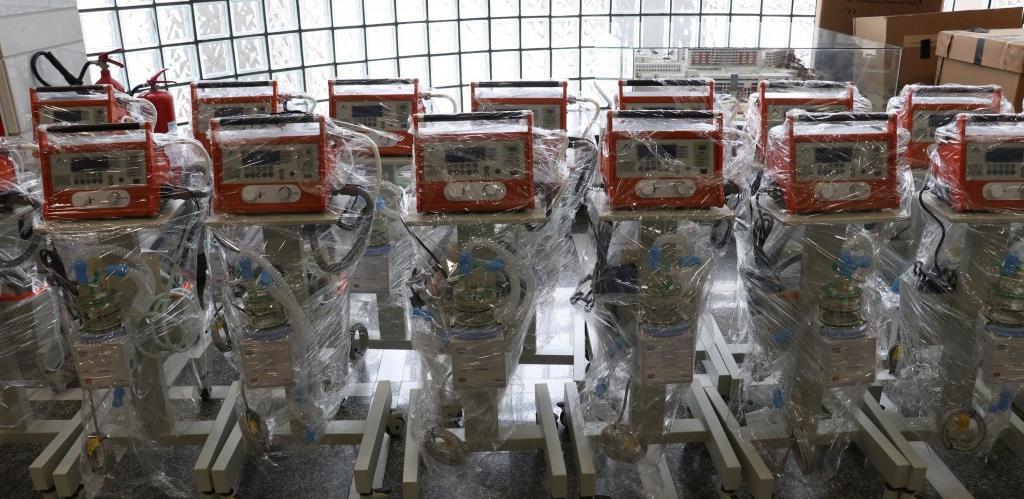 U Kliničkom centru Univerziteta u Sarajevu instalirano 16 respiratora