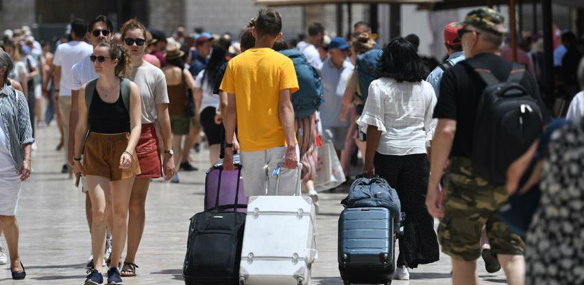 U septembru BiH posjetilo 170 hiljada turista, 8,5 posto više nego lani