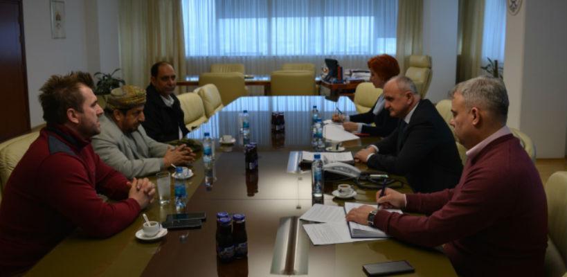 Investitori iz Omana u RS-u: Na raspolaganju 600 miliona eura za ulaganja