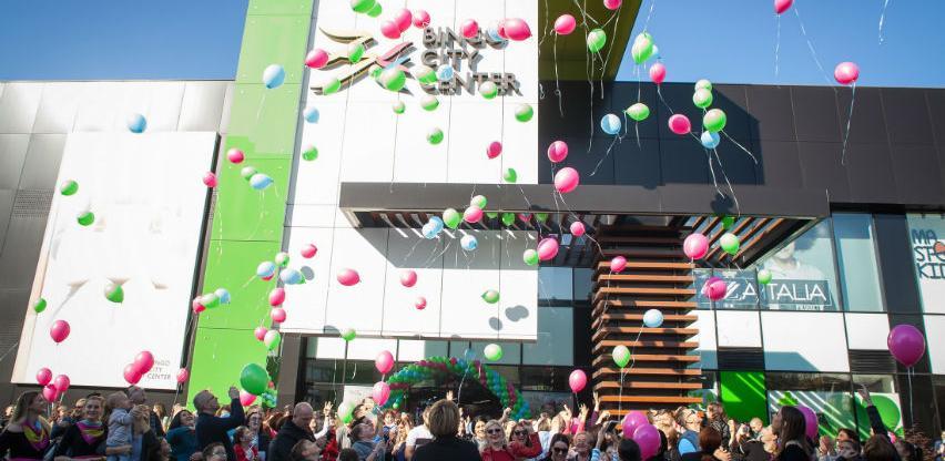 Tuzla proslavila drugi rođendan Bingo City Centera