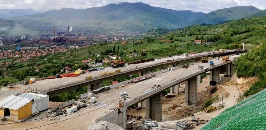 Terzić: Autoput se gradi punom parom, do novembra 11 novih kilometara