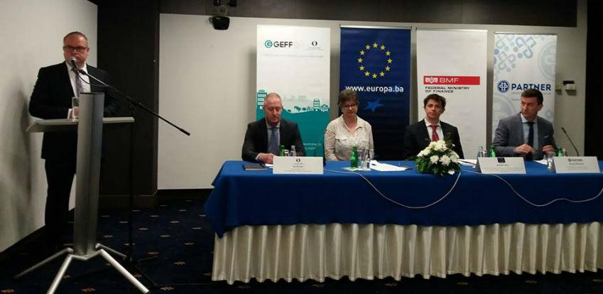 Za kreditiranje mjera energetske efikasnosti u stambenom sektoru 10 miliona KM
