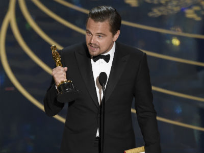 Oscar konačno završio u rukama Leonarda di DiCaprija
