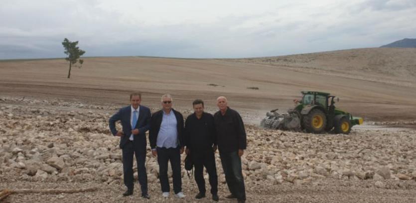Početak izgradnje VE Grebak kod Nevesinja krajem 2020. godine