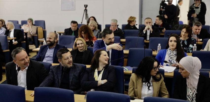 Izglasano nepovjerenje: Skupština smijenila Vladu Kantona Sarajevo!
