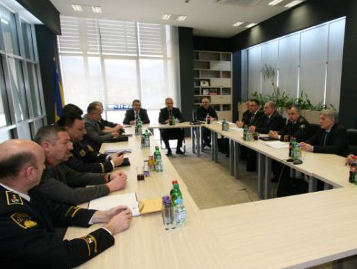 Potpisan sporazum o operativnoj saradnji policijskih agencija u BiH