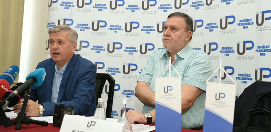 UP FBiH traži obavezno uključivanje poslodavaca u donošenje propisa u FBiH