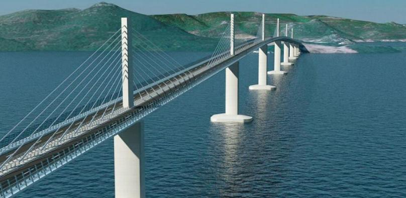 """Banjalučki """"Integral"""" dao najbolju ponudu za izgradnju ceste preko Pelješca"""