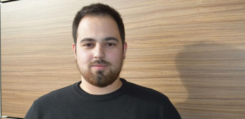 Kako je Luka Pejović dobio prvo zaposlenje i prije završenog studija?