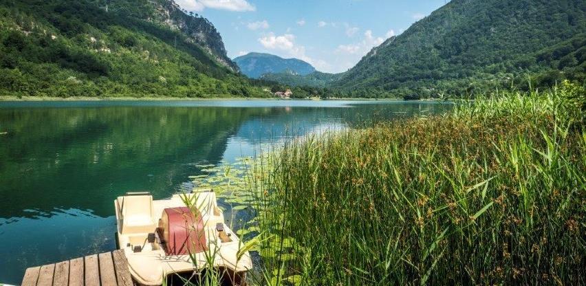 Na Boračkom jezeru sve spremno, samo se čekuju gosti