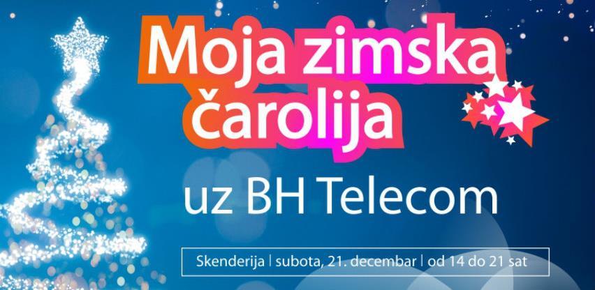 Moja zimska čarolija uz BH Telecom