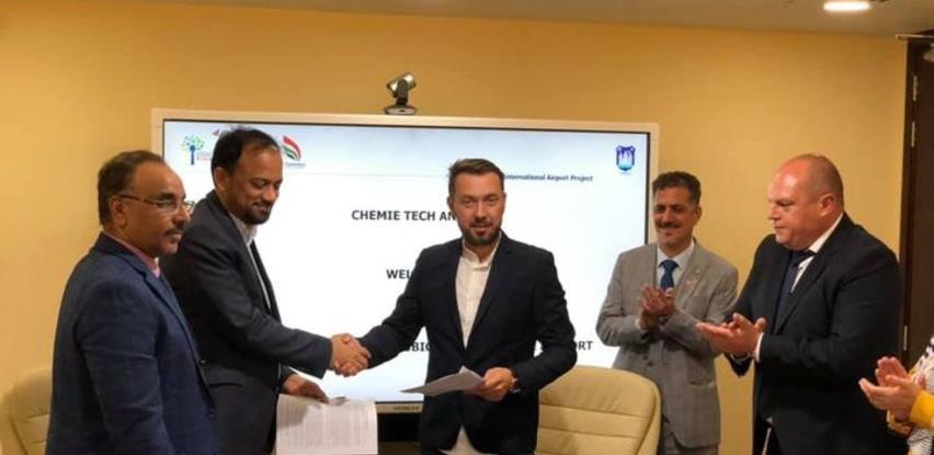 Potpisan Memorandum o razumijevanju 'Aerodroma Bihać' sa konzorcijem CTD i Emirates gates investment